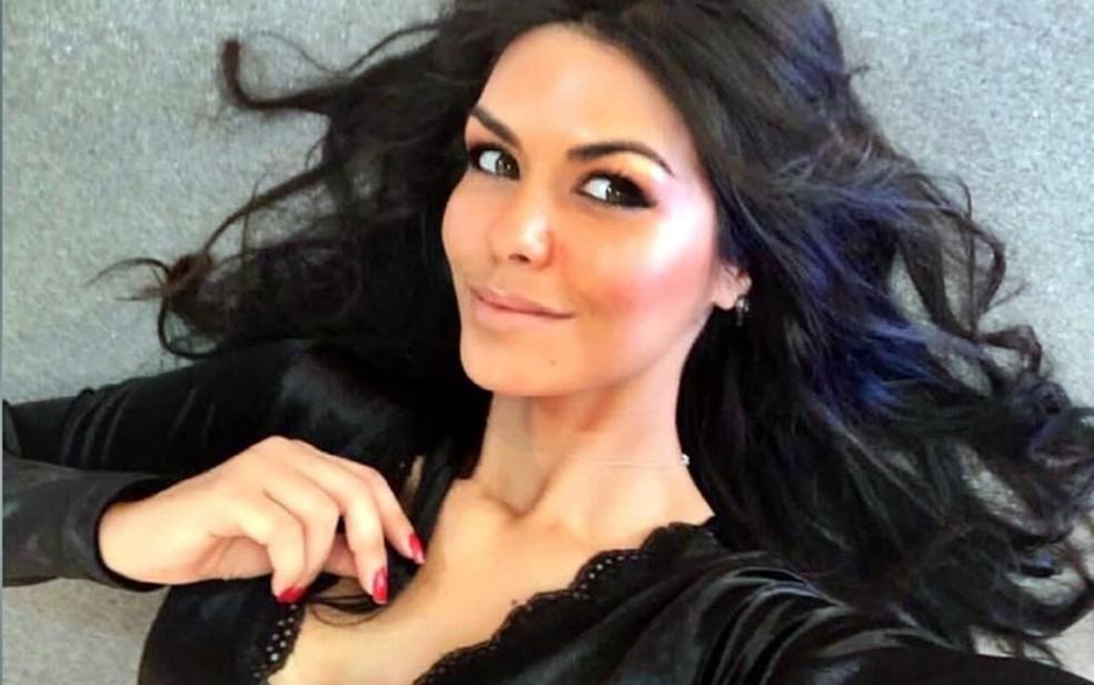 Ex-miss e empresária de 38 anos morre após complicações da Covid-19 em Poços de Caldas, MG — Foto: Reprodução/Redes sociais
