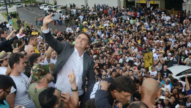 Deputado Jair Bolsonaro (Foto: Antonio Cicero / Photo Press)