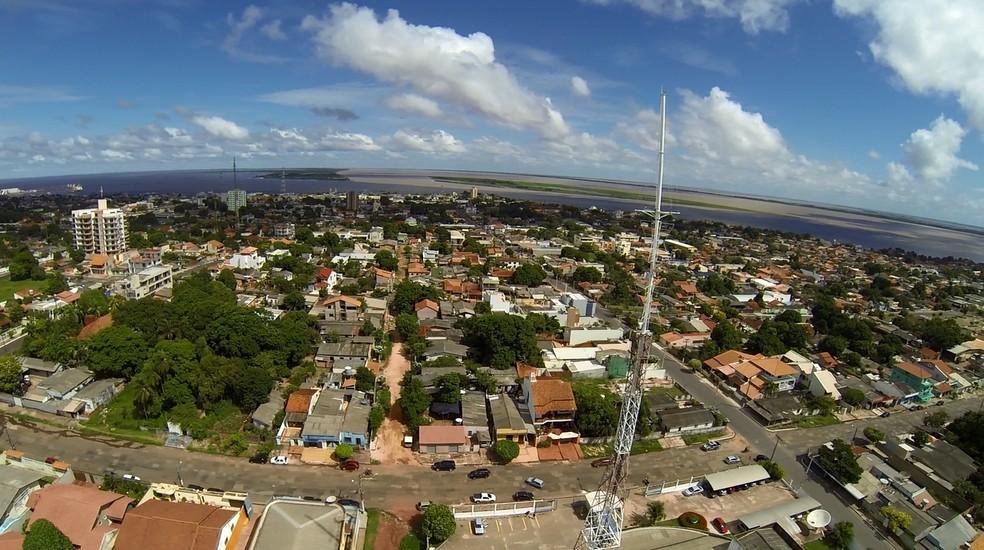 -  Plano de arborização prevê uma cidade mais planejada, com pantação de árvores adequadas para o meio urbano de Santarém  Foto: Reprodução/TV Tapajós