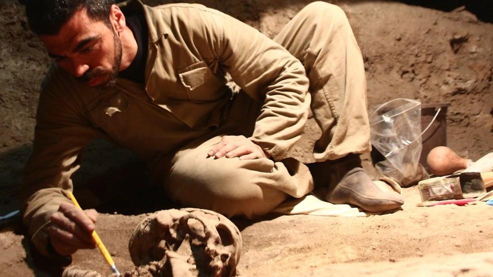 A região tem dezenas de sítios arqueológicos que vêm sendo escavados e pesquisados desde 1843 (Foto: André Strauss/Divulgação)