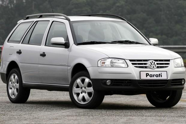Volkswagen Parati (Foto: Divulgação)