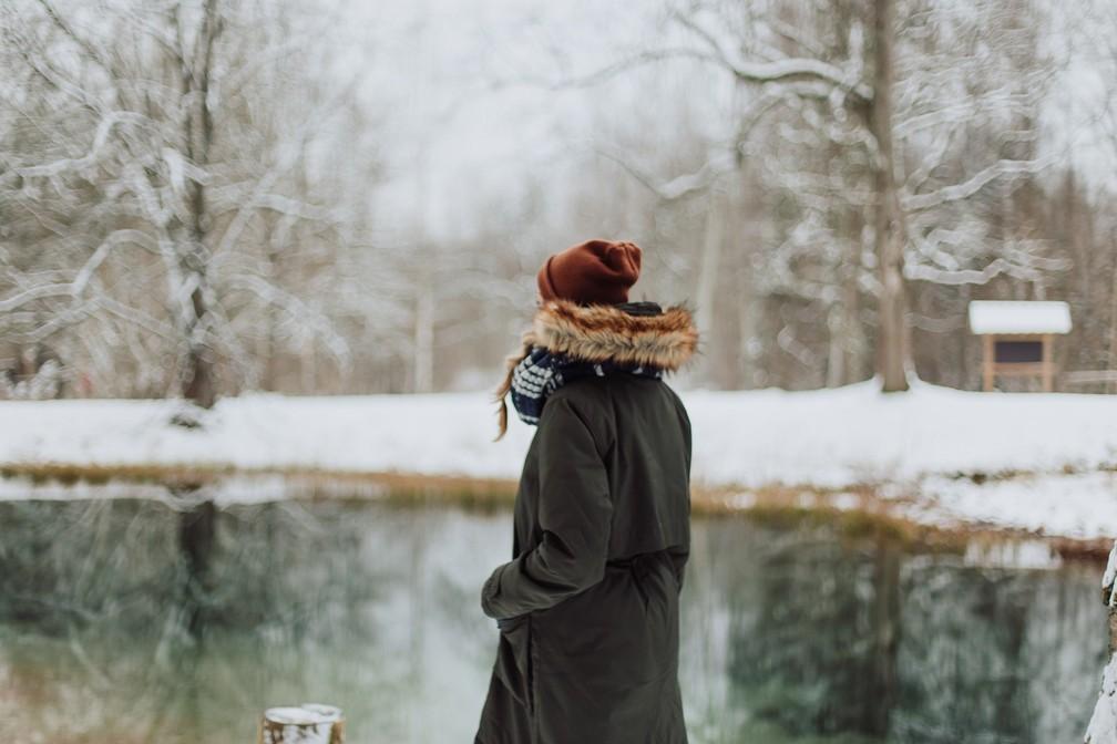 O inverno não é mais solitário do que outras estações do ano — Foto: Unsplash