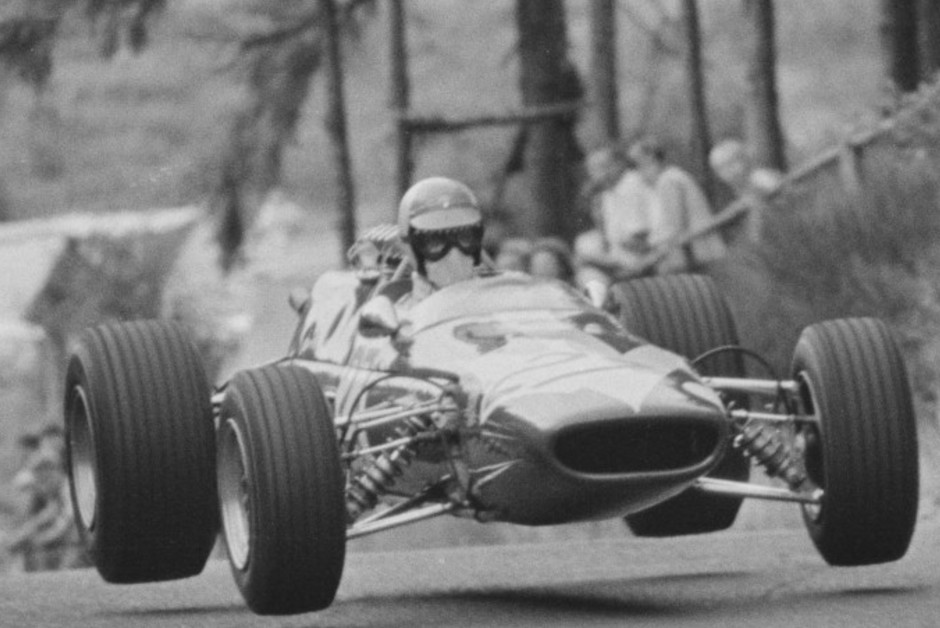 Lola T100 BMW - Formula 1 1967 (Foto: Wikimedia Commons)