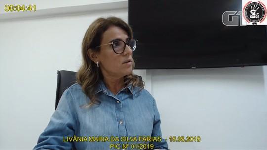 Operação Calvário: Veja delação de Livânia Farias na íntegra