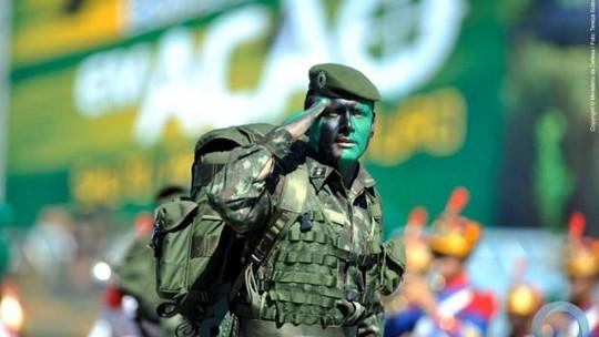 Foto: (Reprodução/Ministério de Defesa)