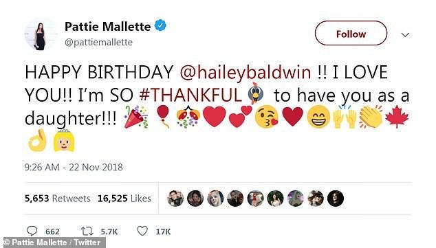 Pattie Mallette (Foto: Twitter)