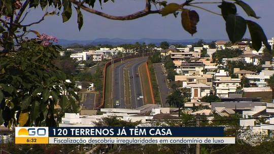 Prefeitura de Goiânia notifica moradores de condomínio de luxo por irregularidades no pagamento de IPTU