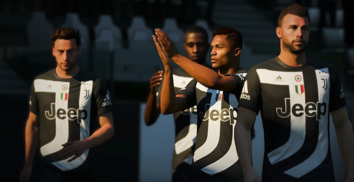 FIFA 18  gigantes europeus ganham uniformes exclusivos no game ... b84e609386d62
