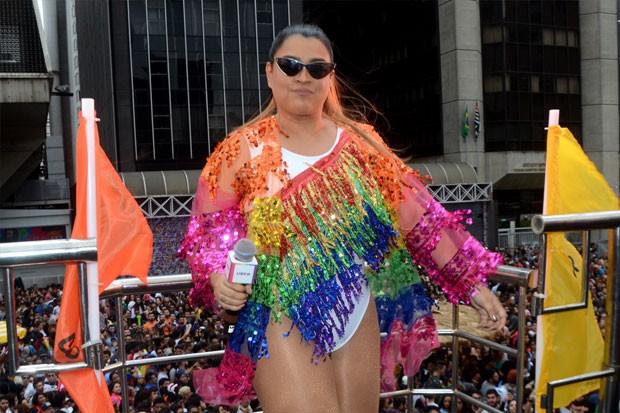 Preta Gil (Foto: Eduardo Martins / AGNEWS)