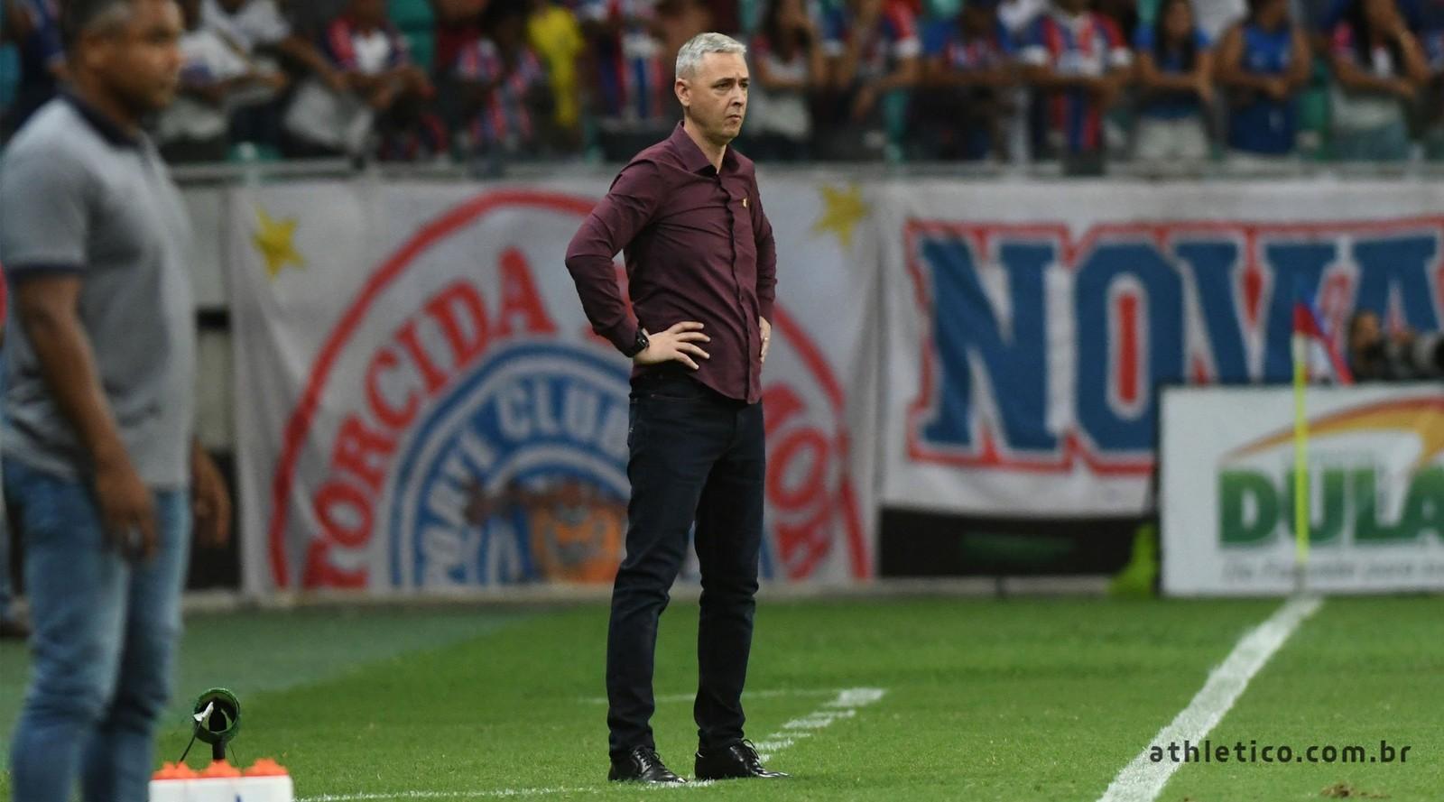 Dez coisas que você (talvez) não saiba sobre Tiago Nunes, técnico do Corinthians