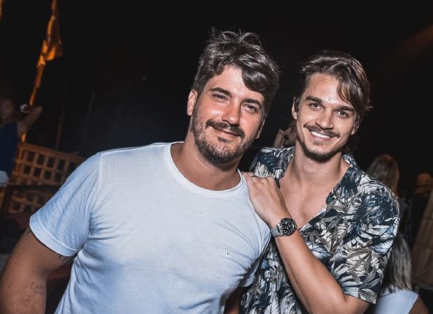 Kadito Rodrigues e Victor Carvalheira (Foto: Gabriel Siqueira)