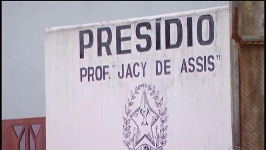 Detento morre após passar mal no Presídio Jacy de Assis, em Uberlândia