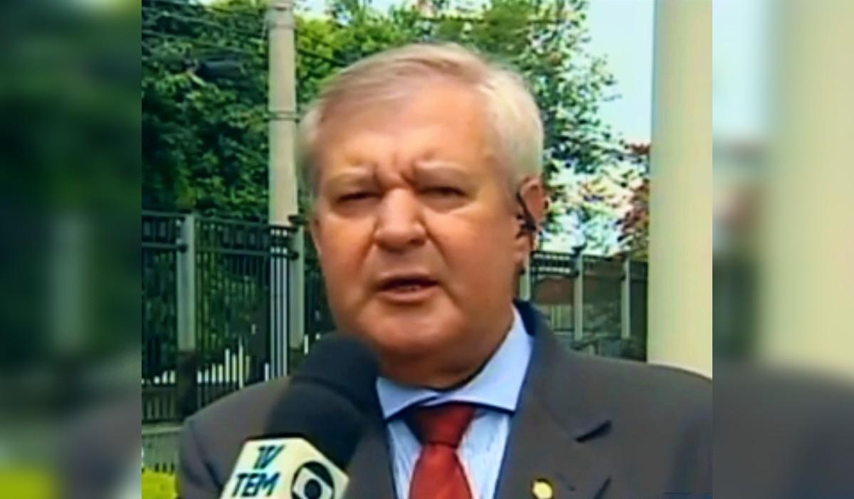 Delegado Benedito Antonio Valencise, ex-diretor do Deinter-4, morre aos 70 anos