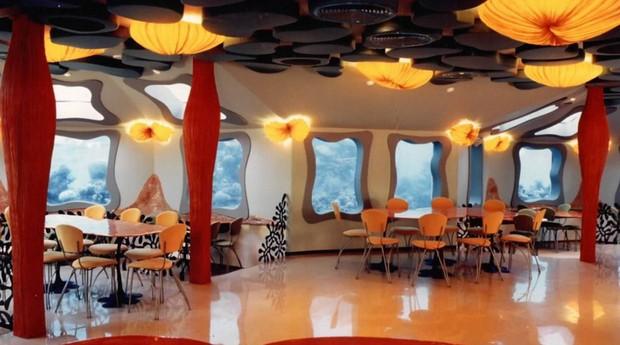 The Red Sea Bar (Foto: Reprodução)