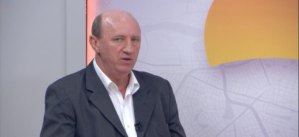 Deputado federal eleito por Mato Grosso, Neri Geller (PP) — Foto: TV Centro América