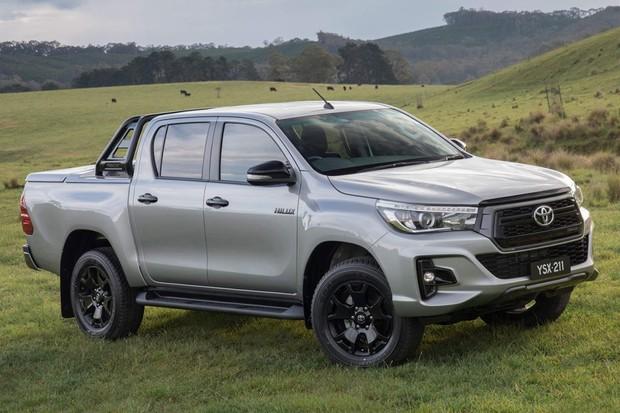 Lançada em 2015, a Toyota Hilux passará pelo seu primeiro facelift (Foto: Divulgação)