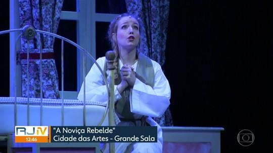 Programação cultural: estreia do musical 'A Noviça Rebelde' e a Mostra Cavídeo de Cinema