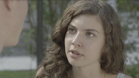 Rita manda a real para Filipe em 'Toda Forma de Amar': 'Você está a fim de mim?'