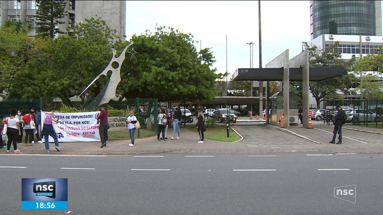 MPSC pede que Justiça retire sigilo de vídeo de audiência do caso Mariana Ferrer