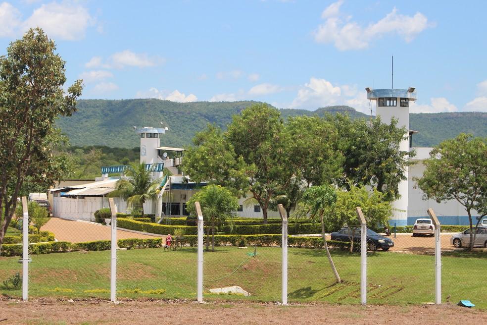 Nova empresa vai administrar a Casa de Prisão Provisória de Palmas e o presídio Barra da Grota, em Araguaína (Foto: Jesana de Jesus/G1)