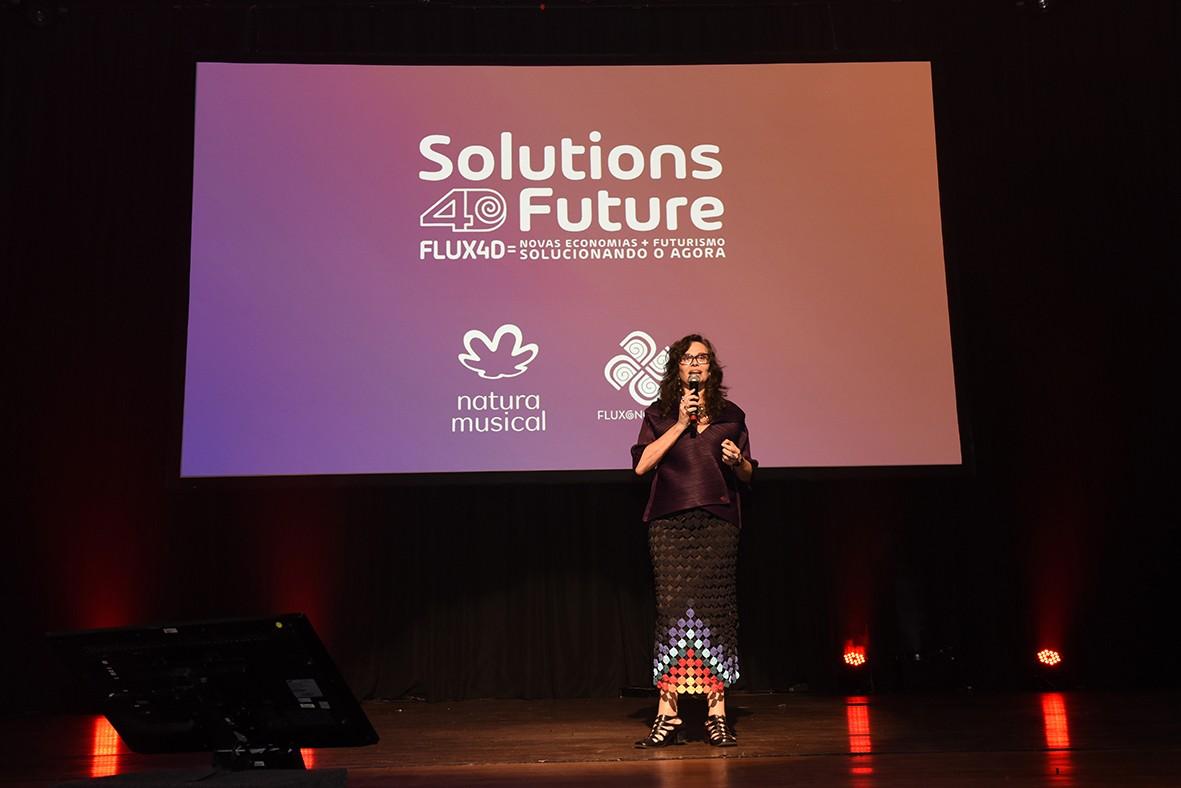 Para a futurista Lala Deheinzelin, a transformação digital impactará todos os setores da sociedade (Foto: Divulgação/Mônica Andrade)