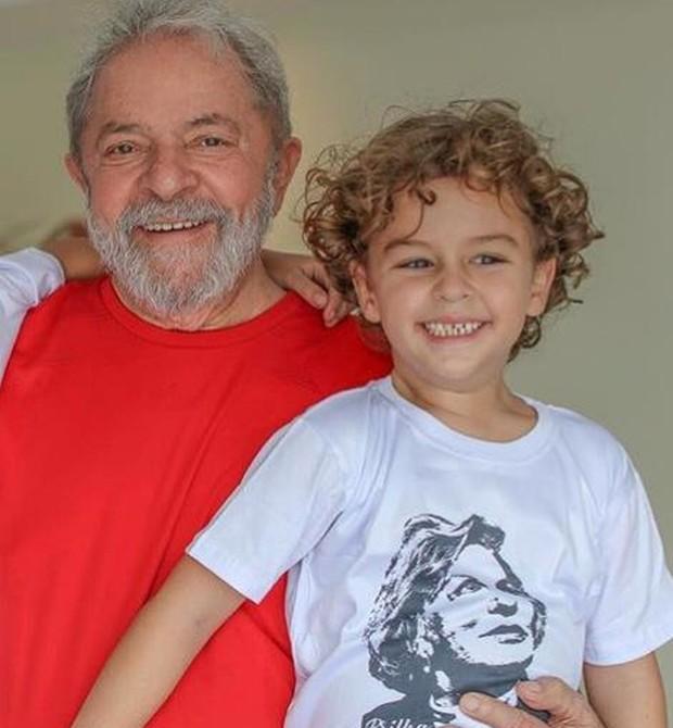 Arthur, 7, morreu esta tarde (01) em Santo André, na Grande São Paulo (Foto: Reprodução Facebook)
