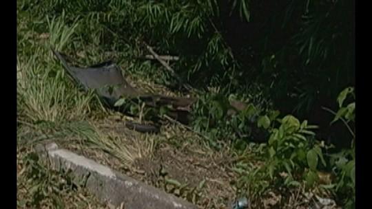 Motociclista morre em acidente com outra moto e uma van, na PA-320
