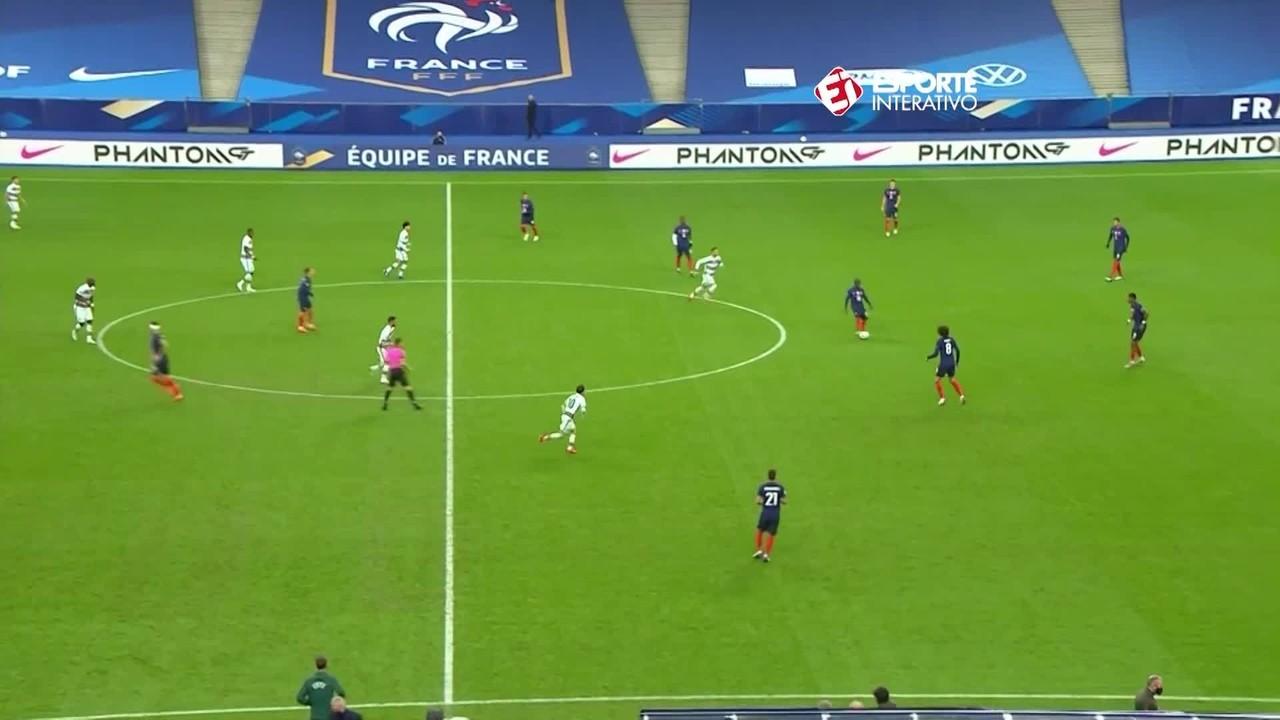 França 0 x 0 Portugal: Mbappé e CR7 passam em branco