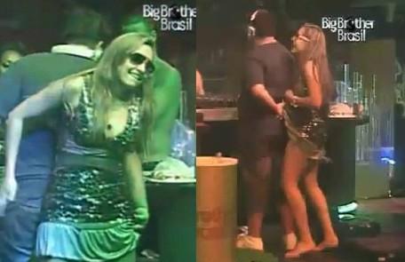 """André Marques foi o DJ de uma das festas do """"BBB"""" 11. O clima esquentou muito entre ele e Natalia Reprodução"""