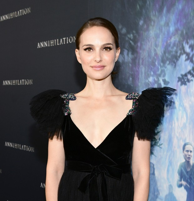 WESTWOOD, CA - FEBRUARY 13:  Natalie Portman attends the premiere of Paramount Pictures' 'Annihilation' at Regency Village Theatre on February 13, 2018 in Westwood, California.  (Photo by Emma McIntyre/Getty Images) (Foto: Getty Images)