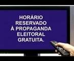 Propaganda eleitoral gratuita | Reprodução da internet