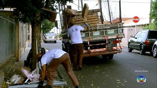 Projeto Cidade Limpa fica em Vera Cruz até esta quinta-feira