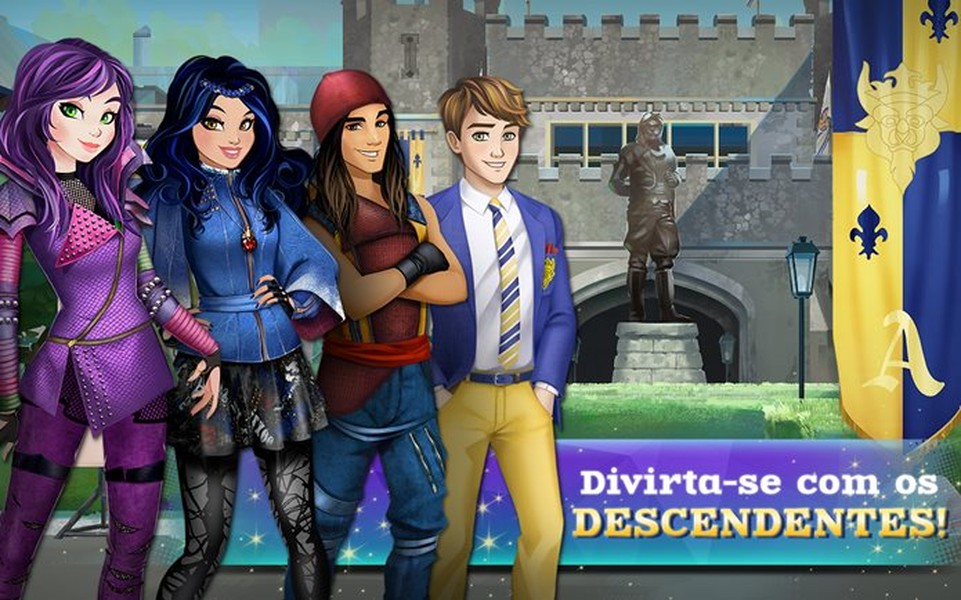 Descendentes Jogos Download Techtudo