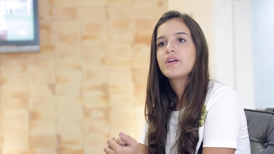 Duda Castro conta experiência de cantar no The Voice Kids
