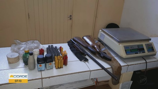 Polícia Civil prende 4 pessoas em Tambaú em operação contra furto e roubos a propriedades rurais