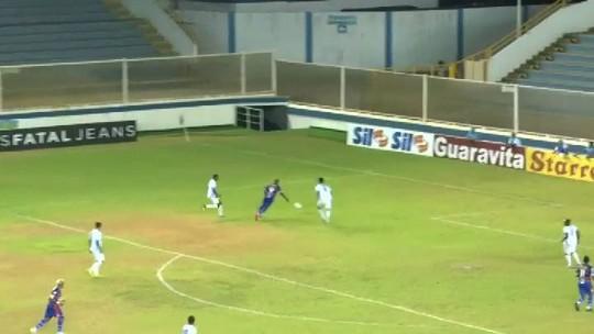 Confira os melhores momentos de Macaé 0 x 0 Fortaleza