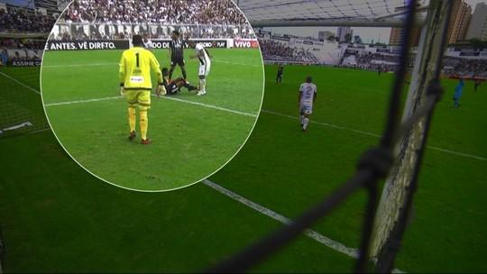 Jô, do Corinthians, admite agressão a Rodrigo; atacante pode ser suspenso