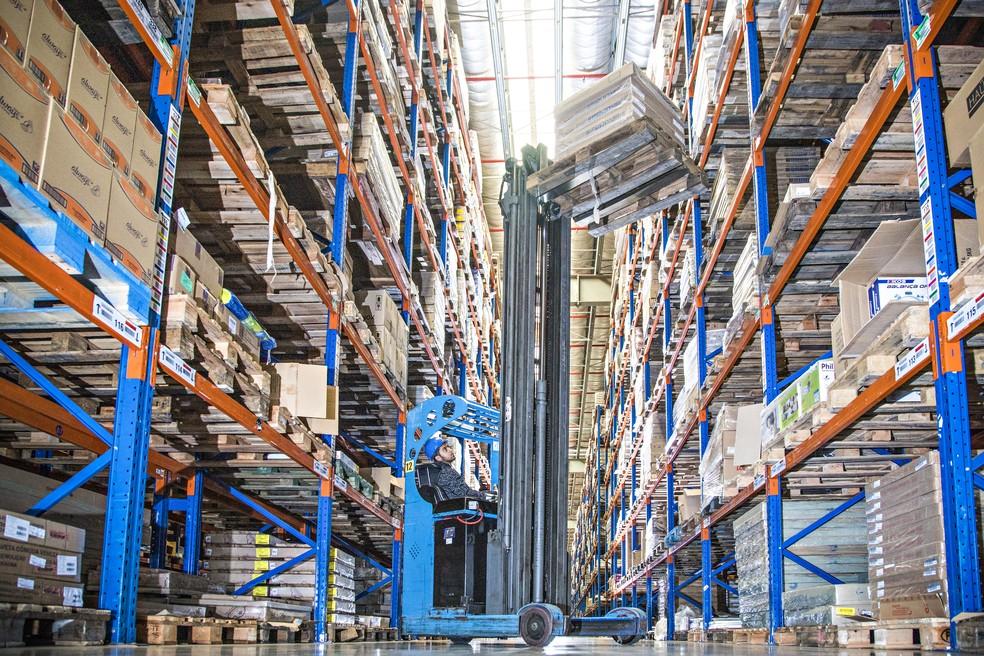 No Magazine Luiza, vendas da empresa no e-commerce cresceram 148% no terceiro trimestre e representaram 66% da receita total no período. — Foto: Divulgação/Magazine Luiza