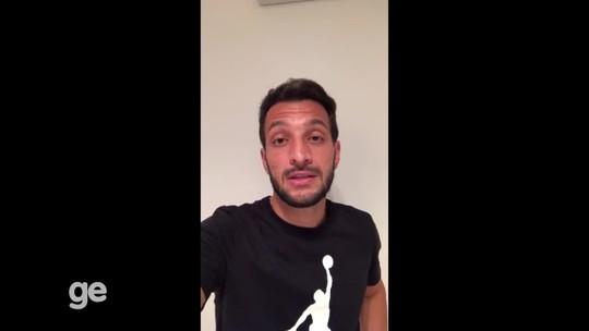 VÍDEO: Jogadores do Palmeiras e Santos demonstram apoio ao futsal de Dracena
