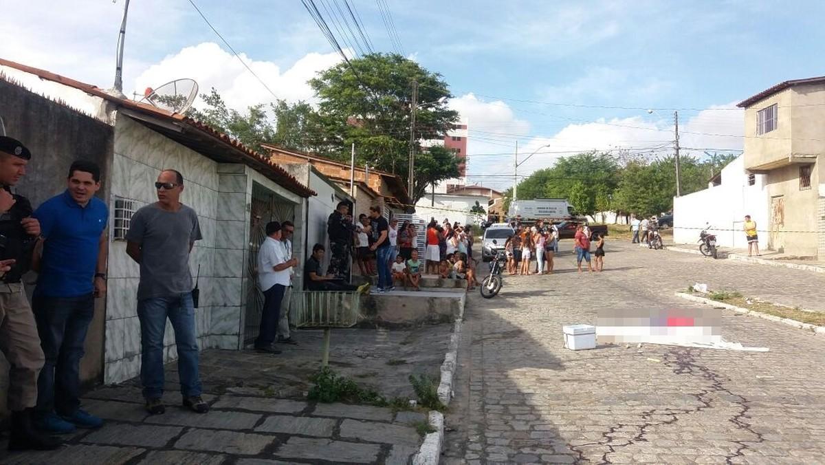 Vendedor de picolé é morto a tiros em Campina Grande