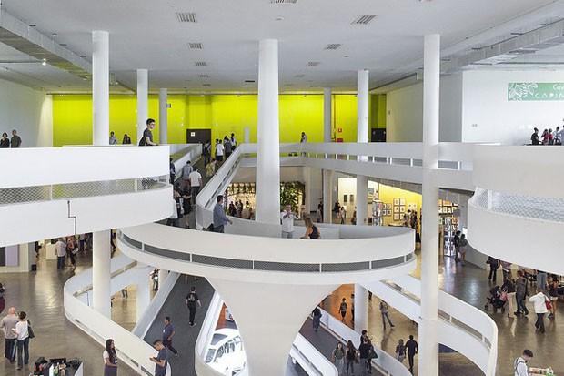 SP-Arte começa nesta quarta-feira com mais de 160 expositores (Foto: Divulgação)