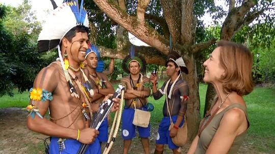 'Revista' descobre mais sobre a cultura dos índios fulni-ô