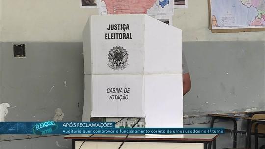 Eleitores podem acompanhar preparação para o 2º turno no TRE-MG