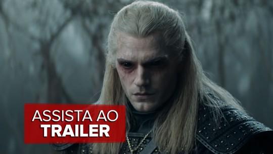 Assista ao trailer de 'The Witcher'
