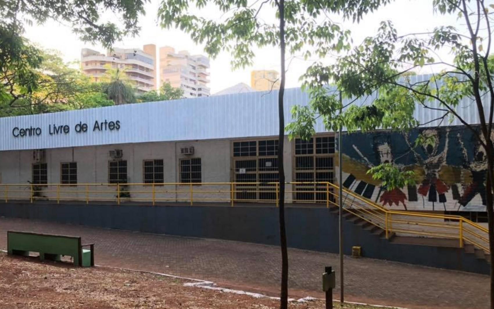 Centro Livre de Artes abre mais de 1,2 mil vagas em cursos e oficinas de graça, em Goiânia