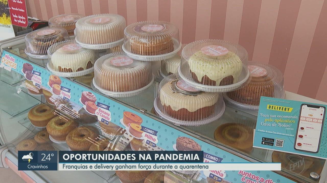 Franquias e delivery crescem durante a quarentena em Ribeirão Preto