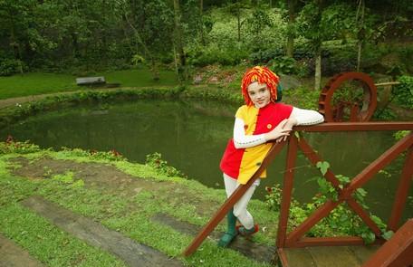 Isabelle Drummond foi a Emília do 'Sítio do picapau amarelo' por cinco anos Carlos Ivan