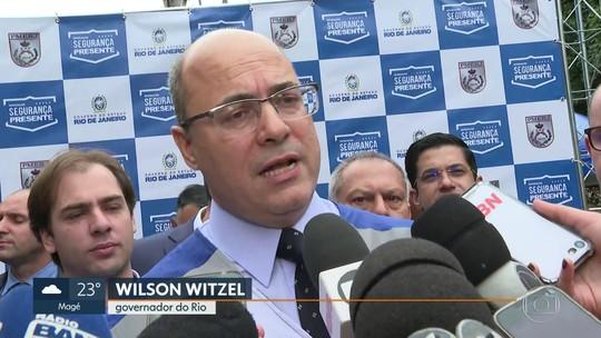 'Estou de mãos amarradas', diz governador sobre decisão de aterrar metrô na Gávea