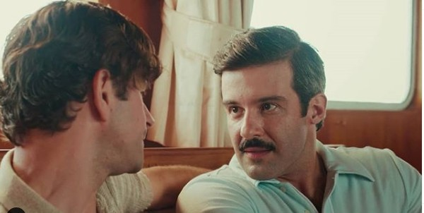 Gustavo Vaz em 'Coisa mais linda' (Foto: Netflix)