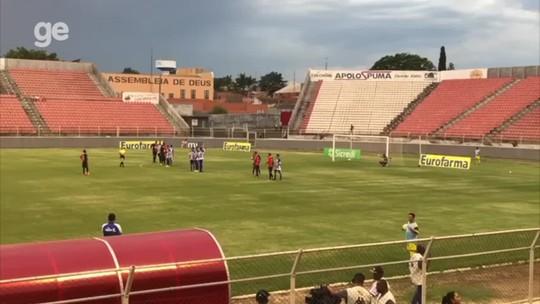 """""""Sonho que se tornou realidade"""", diz lateral do Capital sobre a participação na Copinha"""